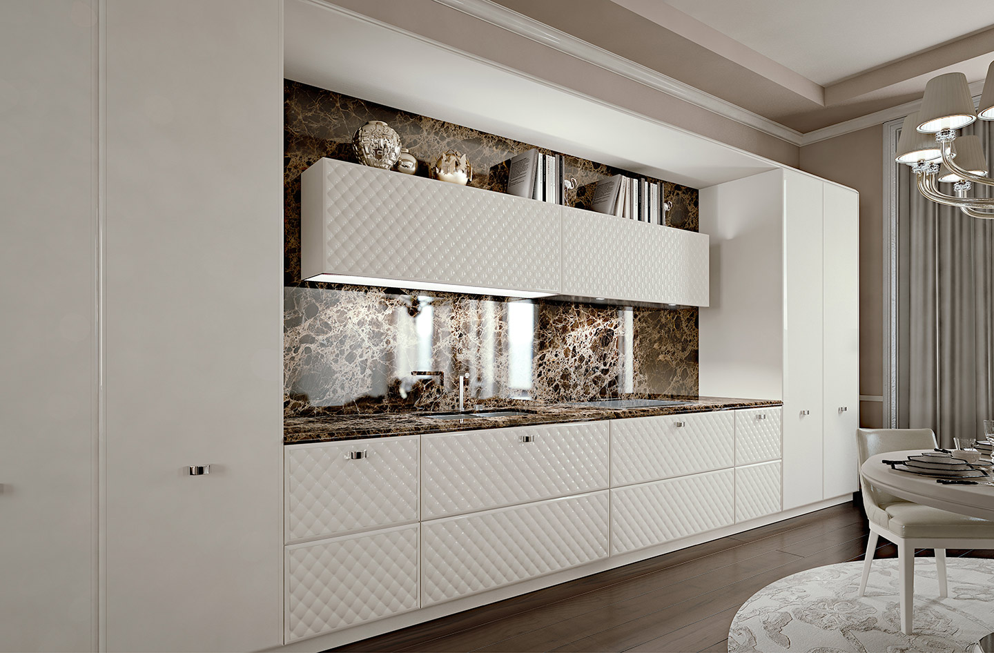 Bellagio scic for Cucine design lusso