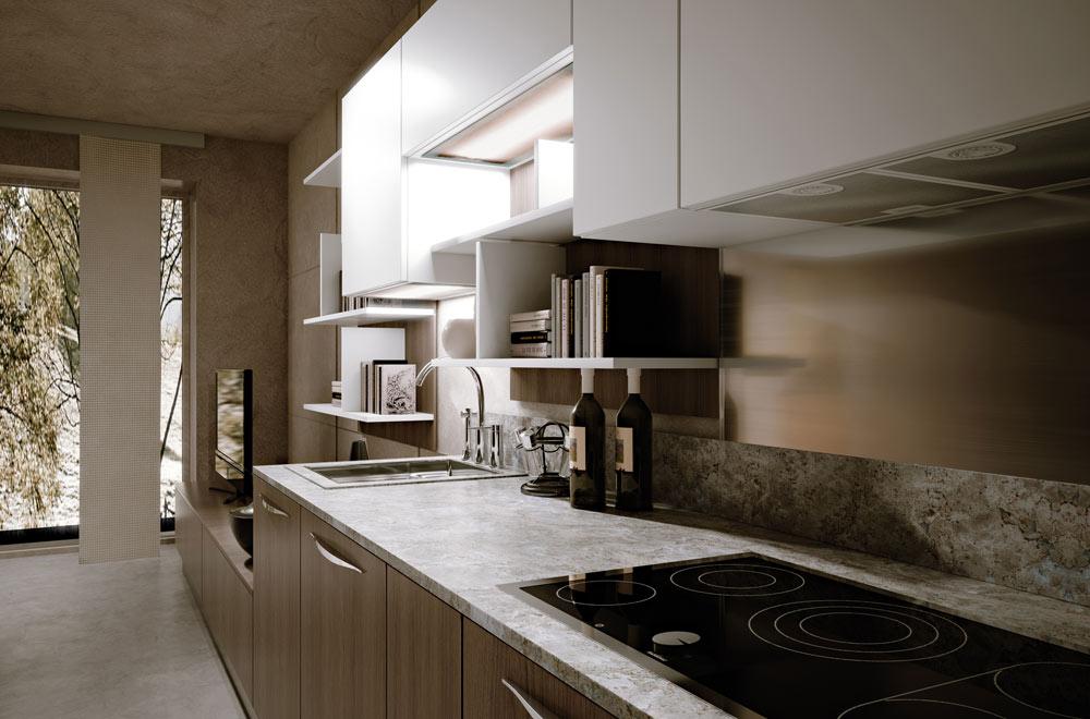 Tigullio scic - Cucine in legno moderne ...