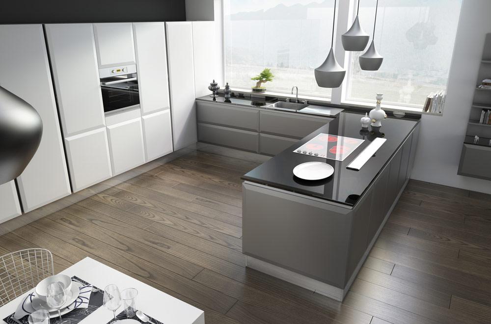 Livigno scic - Cucine eleganti moderne ...
