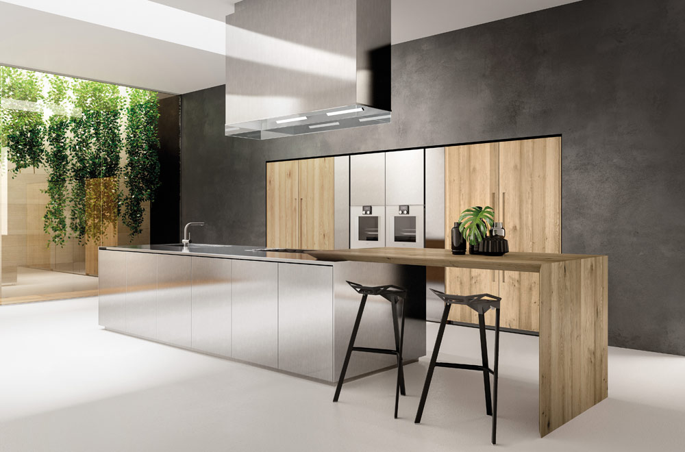 Mediterraneum scic for Cucine componibili colorate