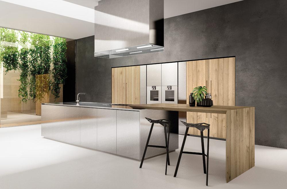Mediterraneum scic - Cucine colorate moderne ...