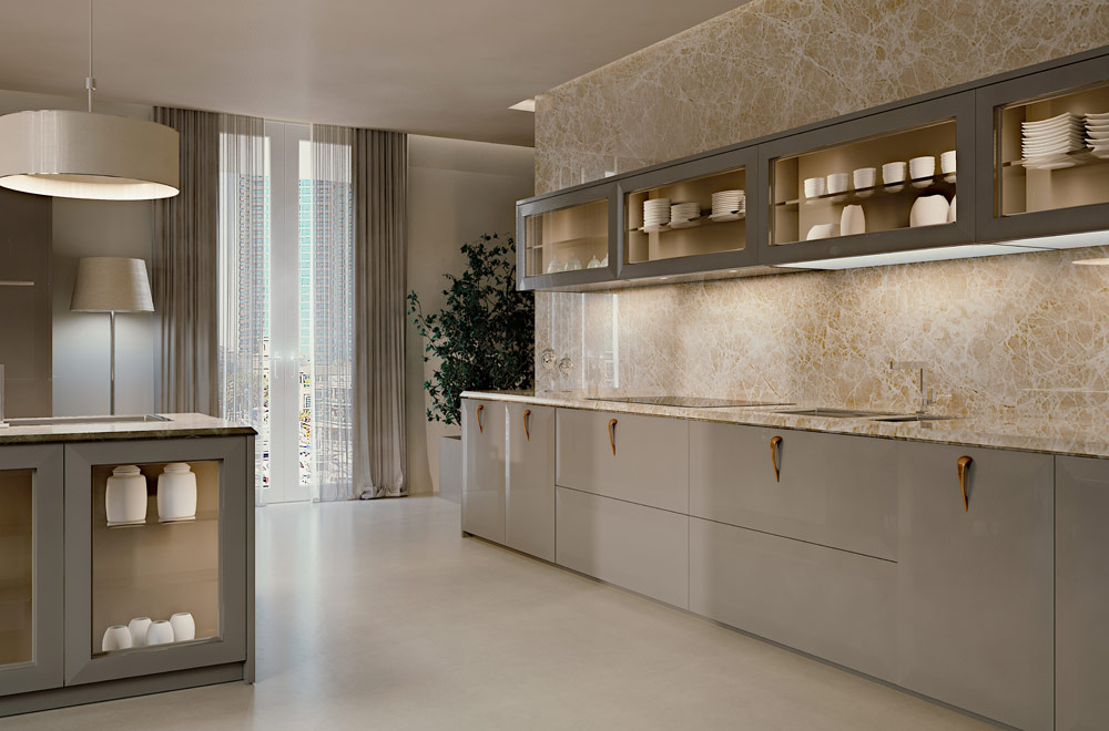 Sirmione scic for Scic cucine