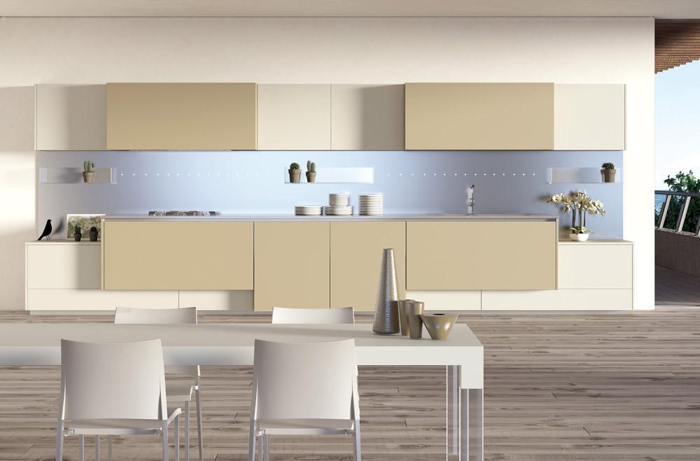 Le cucine moderne con isola idee per il design della casa for Cucine con isola moderne
