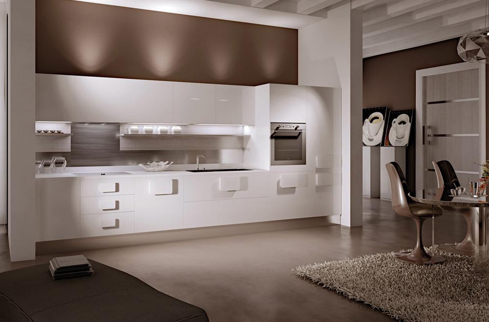 Solobianco scic - Cucine moderne lusso ...