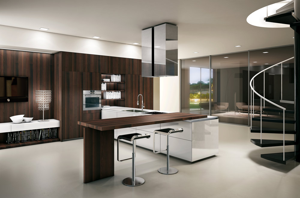 Monforte scic for Cucine bellissime moderne