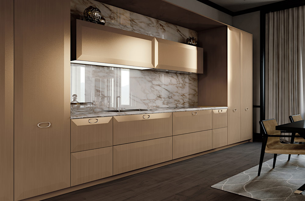 Cucine Hi Tech ~ Idee Creative e Innovative Sulla Casa e l ...