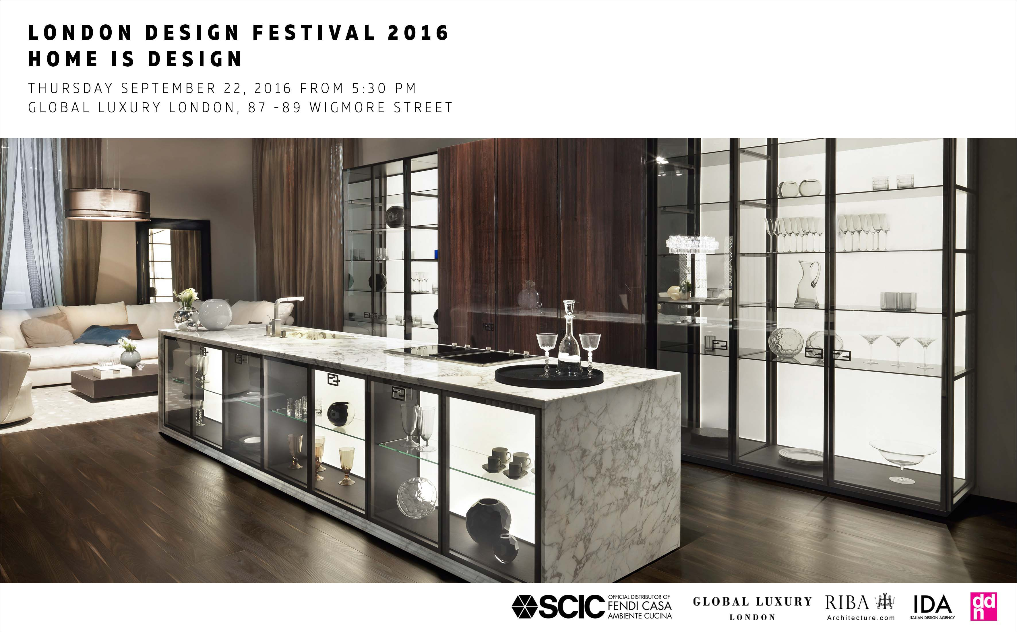 The London Design Festival 2016 - Scic