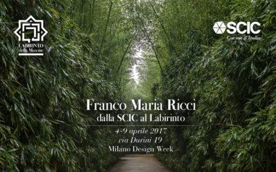 Scic Durini 19, Fuorisalone 2017