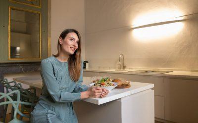 Carlotta di 'Style and Trouble' presenta la sua cucina SCIC