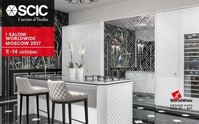 SCIC a I Saloni WorldWide Moscow