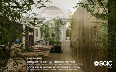 Natale SCIC al Durini Design District