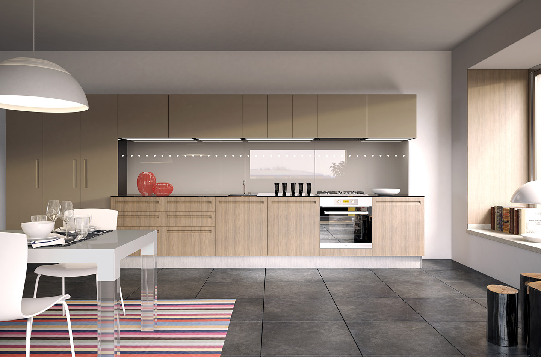Cucina Campiglio - LAB Kitchens Collection - SCIC Italia