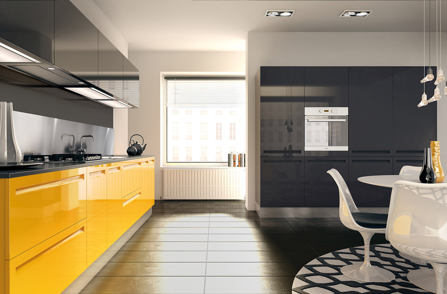 Cucina Campiglio - LAB Kitchens Collection - SCIC Italia