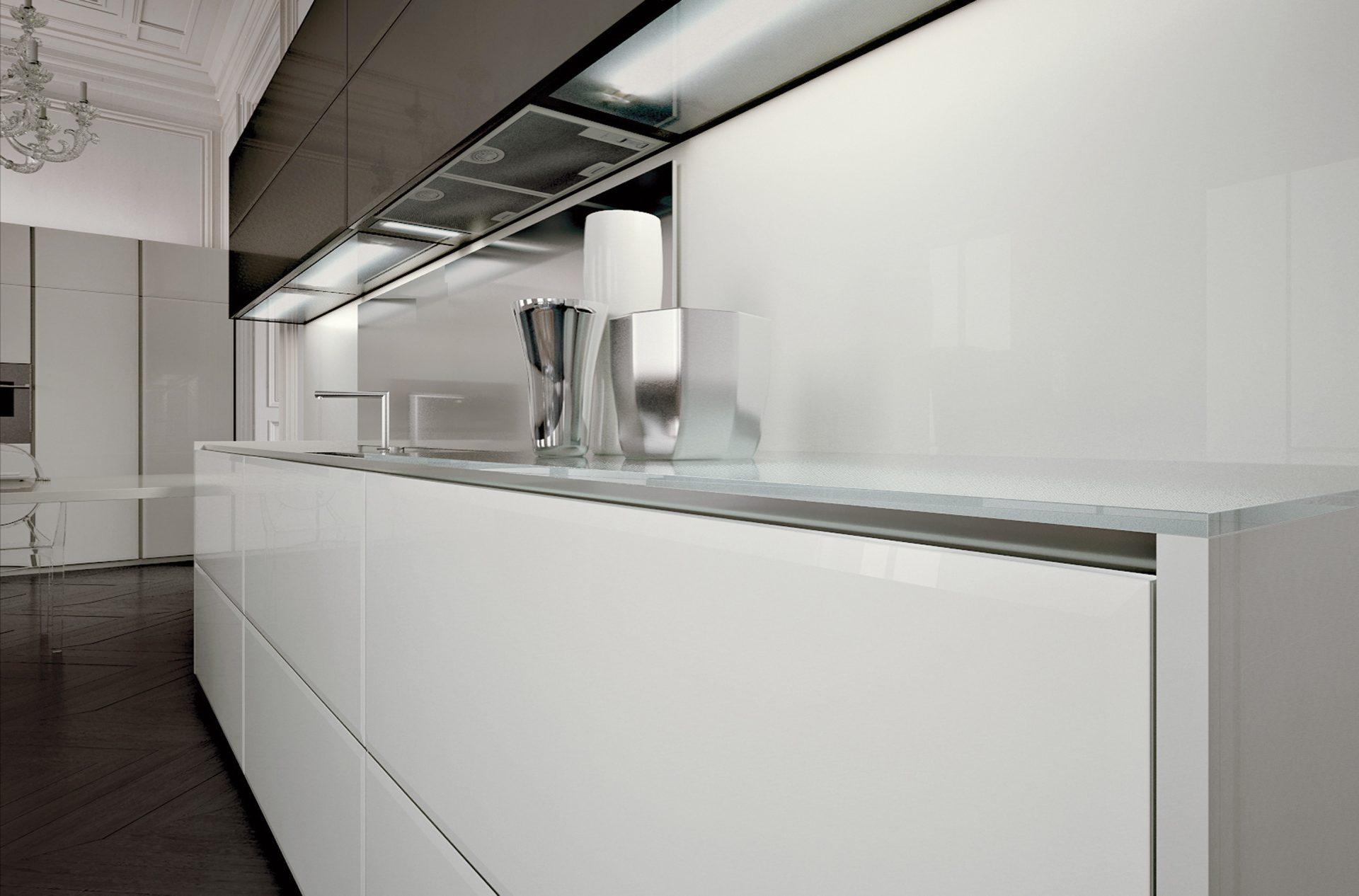 Cucina Conchiglia - DESIGN Kitchens Collection - SCIC Italia