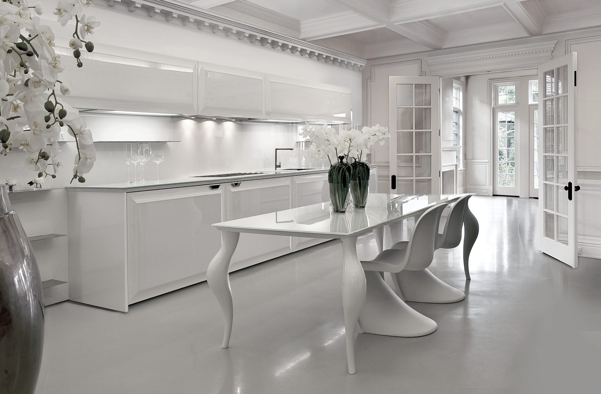 Cucine Diamond - GLAMOUR Collection - SCIC Italia