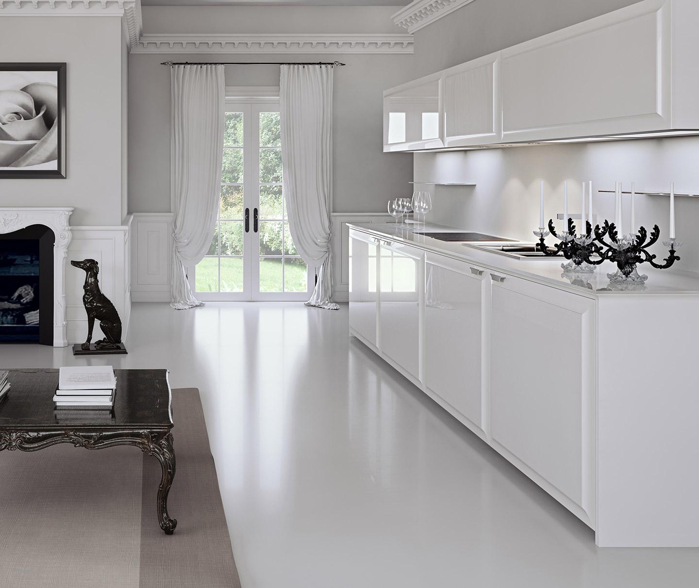 Cucine Diamond - GLAMOUR Collection - SCIC Italia